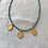 Thumbnail: Gold hammered coins - Blue