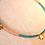 Thumbnail: 3 Stars Gold - Peach & Turquoise