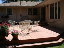 Patio Deck Installation