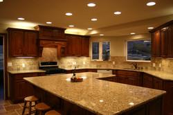 Granite Countertop & Cabinetry
