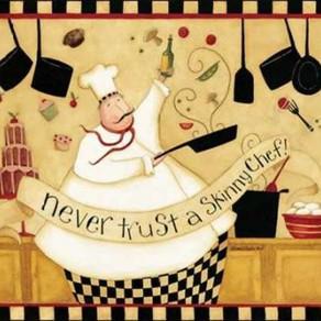Myth Busting - Never Trust a Skinny Chef