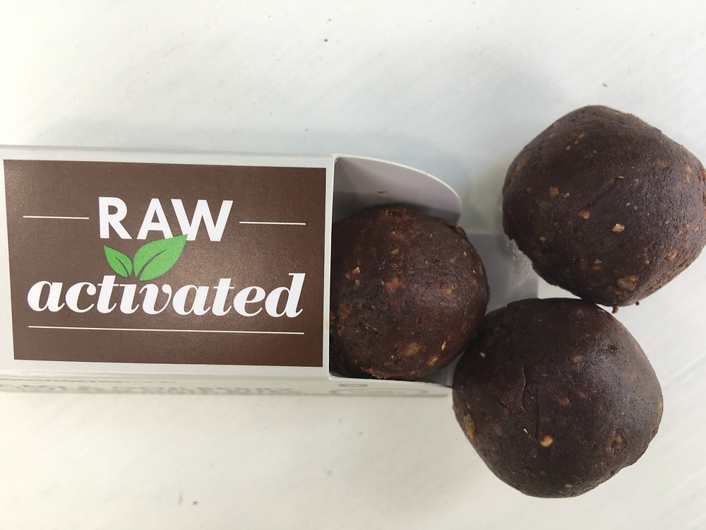 Woolworths Raw Activated Date Bites