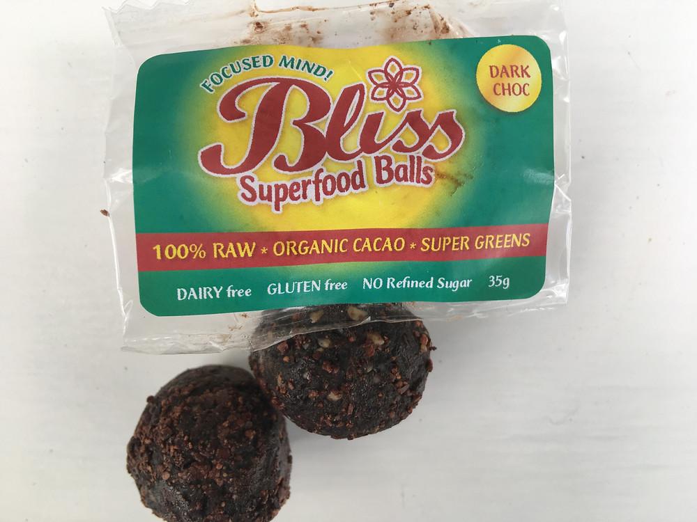 Bliss Superfood Balls - Focused Mind