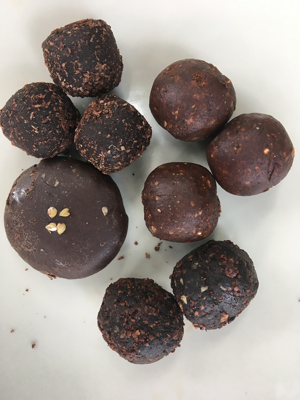 Date Ball selection on Plate