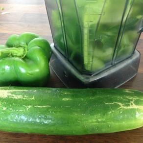 Green Gazpacho
