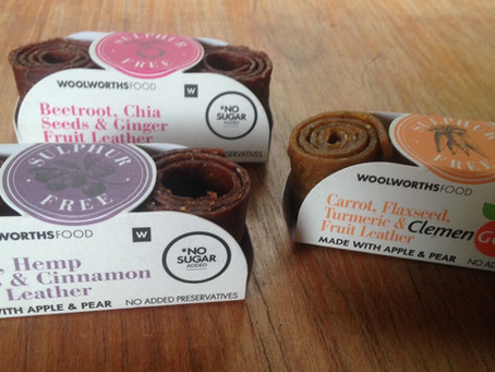 Woolworths Food - Spiced Fruit Leather