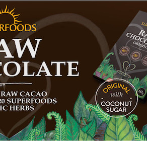 Superfoods: Raw Chocolate Selection