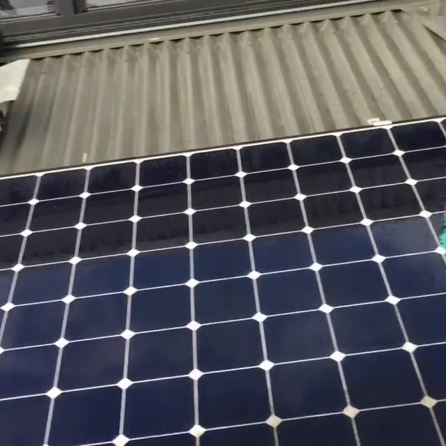 Is it necessary to clean your solar pane