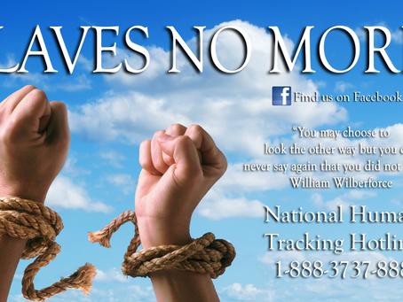 Umatilla, Fl. leading the way to human trafficking awareness