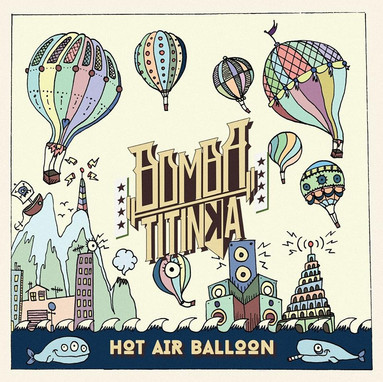 Bomba Titinka - Hot Air Balloon