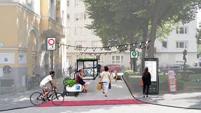 """""""UMPARKEN Schwabing-West"""" — Pilotprojekt zur Transformation von Mobilität und öffentlichen Raum"""