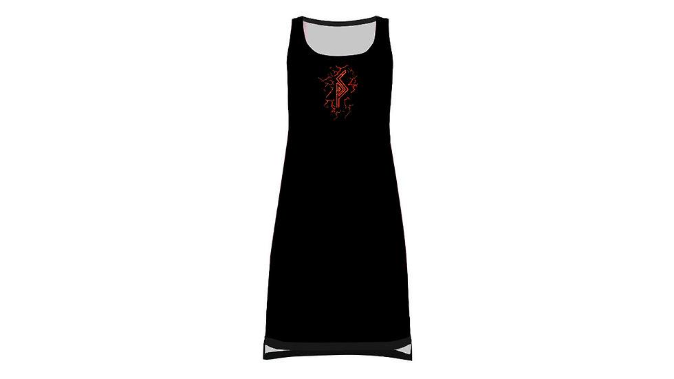 Платье женское *Покажи всем Кузницу!*