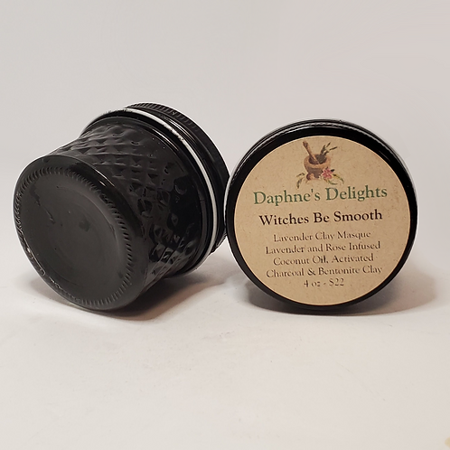 Face Masque - Witches Be Smooth