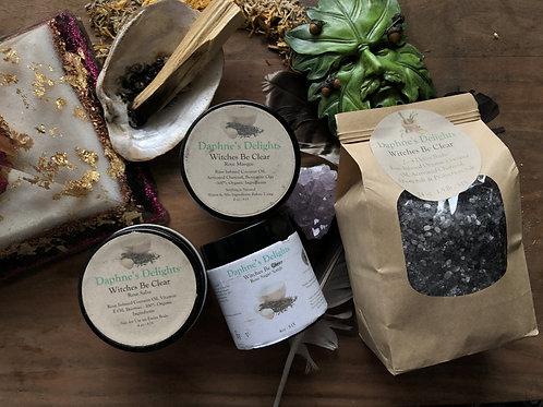 Sugar Scrub - Witches Be Clear