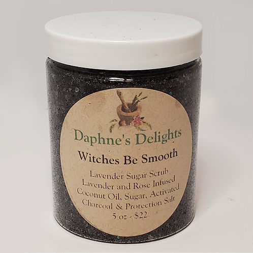 Sugar Scrub - Witches Be Smooth