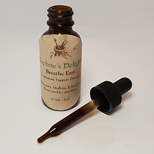 Breathe Easy Respiratory Support Tincture