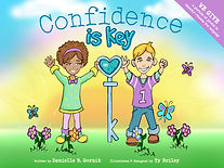 Confidence is Key available on iTunes and Amazon.