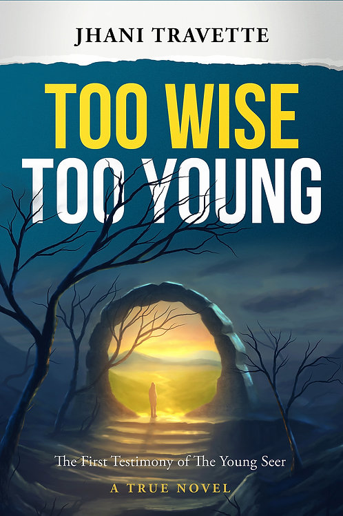 Too Wise Too Young (Hardcover)