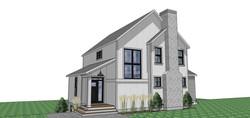 Nouvelle résidence - Farmhouse