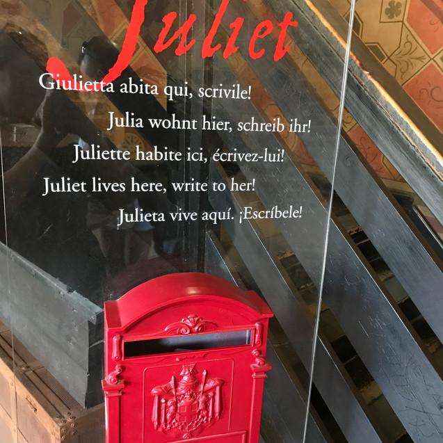 Juliet's Letters