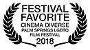 Palm Springs - Cinema Diverse - Award jp