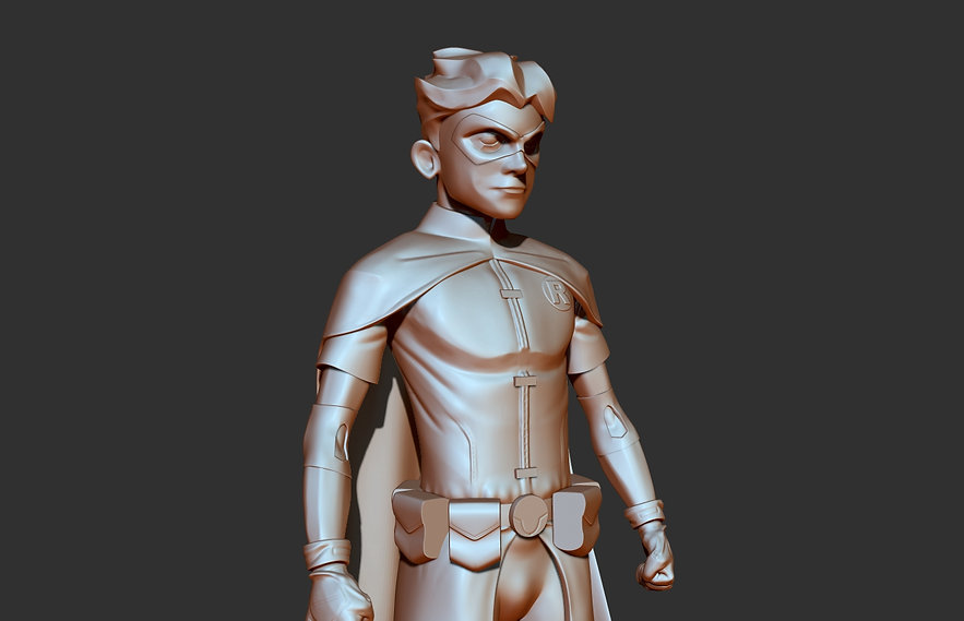 Robin body model