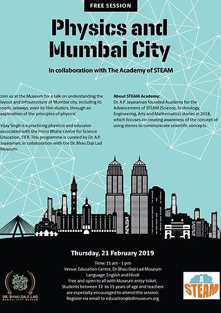 Bhau Daji Ld Museum Physics & Mumbai Cit