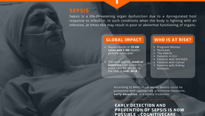 Sepsis: Cause, Symptoms, Impact, Prevention and Early Detection