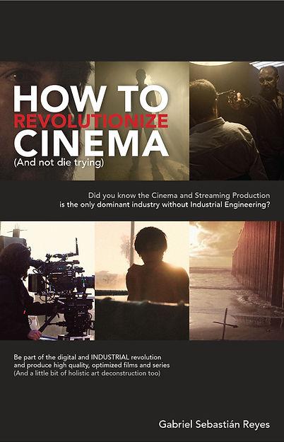 Como Revolucionar el cine Portada Libro