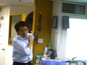運動創傷治療訓練班     現代中醫學會創會多年, 一直致力中醫推廣, 我們舉辦過的課程有:     日期  課程     7/11/2010  香港中草藥健步行    31/1/2011-25/4/2011