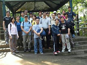 香港中草藥健步行    7/11/2010