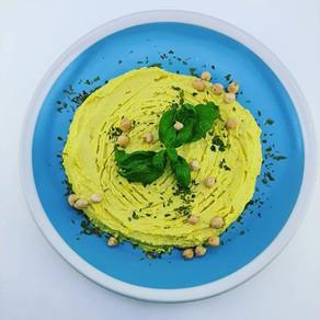 Hummus (jednoduchý recept)