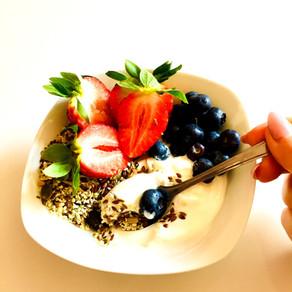 Domáca granola (paleo, vegan, nabitá omega-3)