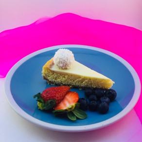 Raffaello cheesecake (bez lepku)