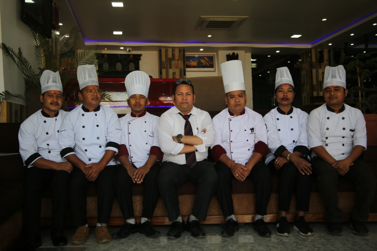Royal Restaurant Chefs