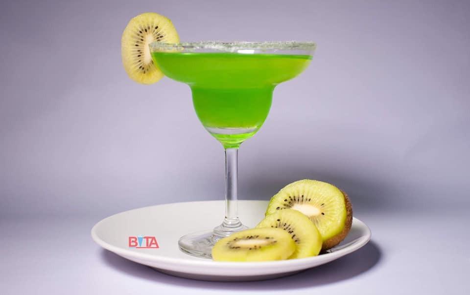 Kiwi Martini