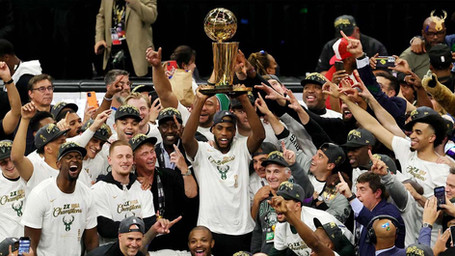 Shot Callers Podcast: The Milwaukee Bucks Are the 2020-21 NBA Champions