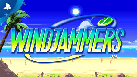 48 Minutes Games: Windjammers Comes to PS4 and Vita August 29th