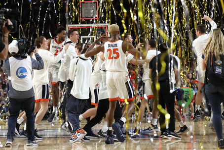 At Large Bid: Virginia Wins NCAA Championship + Mick Cronin Goes West