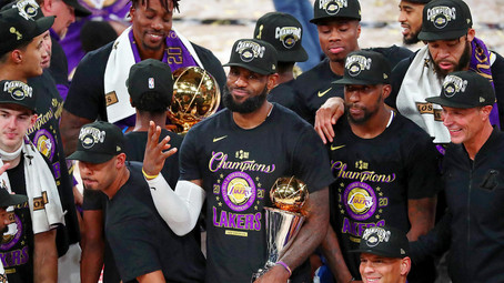 48 Minutes Podcast: The Los Angeles Lakers Win the 2019-20 NBA Championship