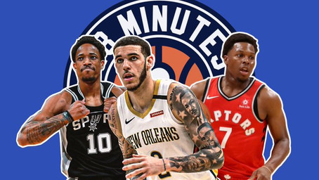 Shot Callers Podcast: 48 Minutes Free Agent-Palooza!