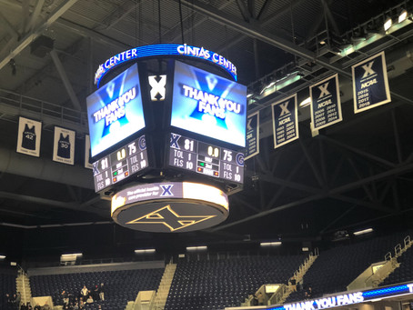 Musketeers Erase 17 Point Deficit, Defeat Ewing's Hoyas 81-75