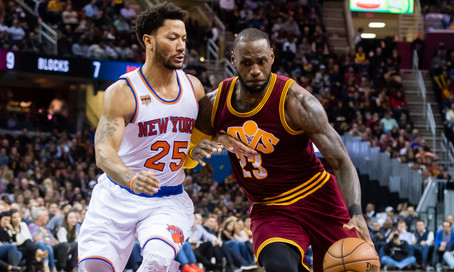 Shams: Derrick Rose signs 1-year, $2.1 million contract with Cavaliers