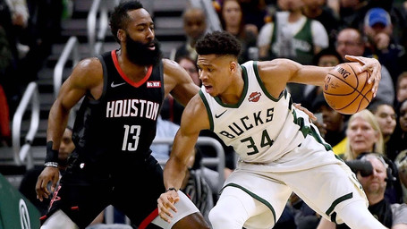 Shot Callers Podcast: Giannis vs. Harden, Should Steph Play + Ja Morant is a Star