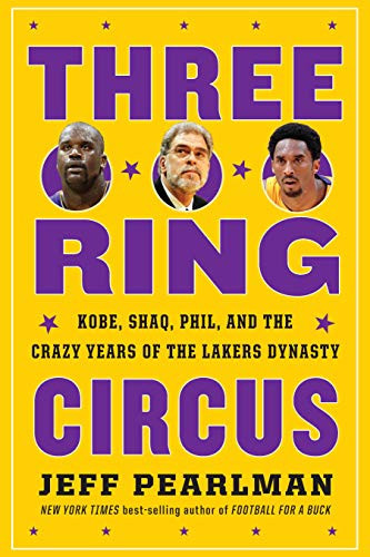 """48 Minutes Podcast: Special Guest, Jeff Pearlman Discusses His New Book """"Three Ring Circus"""""""