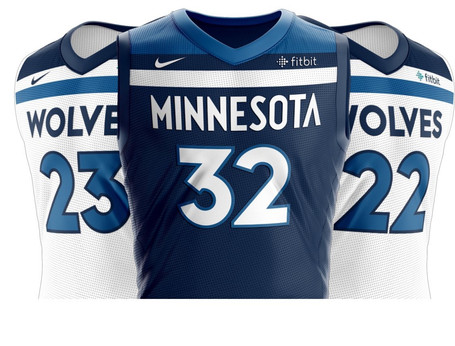 Timberwolves Release New Uniforms to Mixed Reviews