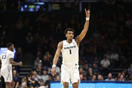 Xavier Opens Charleston Classic With 73-51 Victory Over Towson