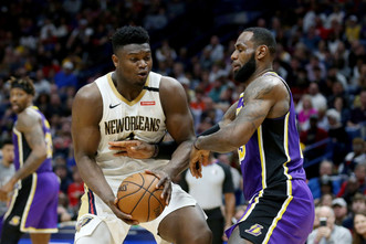 48 Minutes Podcast: LeBron vs. Zion, The 8th Seed in the West, The Bucks Are the Real Deal