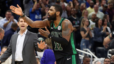 Shot Callers Podcast: Kyrie Upset with Teammates, Blake Goes Off on L.A., Which Team is Best Fit for