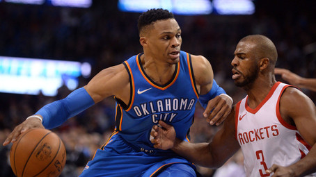*EMERGENCY PODCAST* Russell Westbrook & Chris Paul Have Been Traded w/Special Guest, Nick Caniza